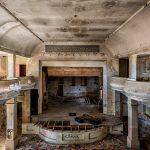 The Theatre Dead Piano