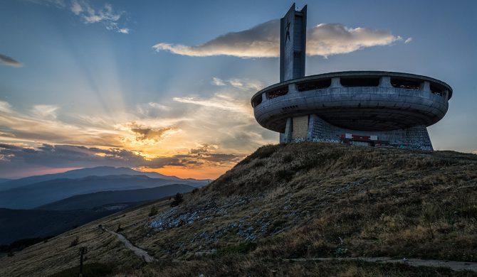 Buzludzha Bulgariens Ufo