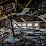 Die alte Textilfabrik