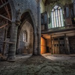 Dark Shadow Church