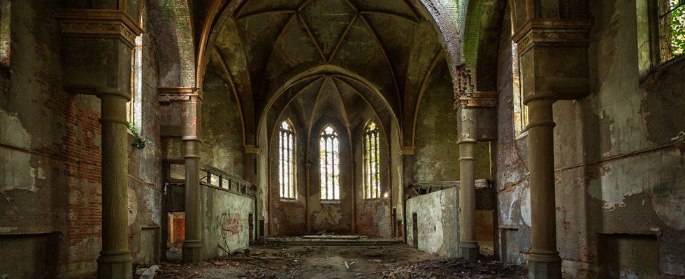 Church not found