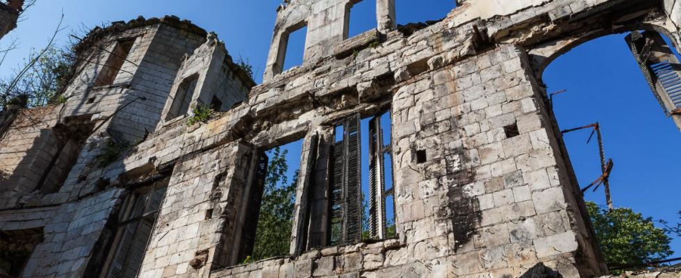 Chateau Clochard