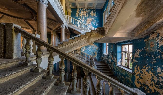 Sanatorium Iveria in Georgien