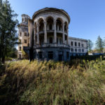 Sanatorium Iveria in Georgien