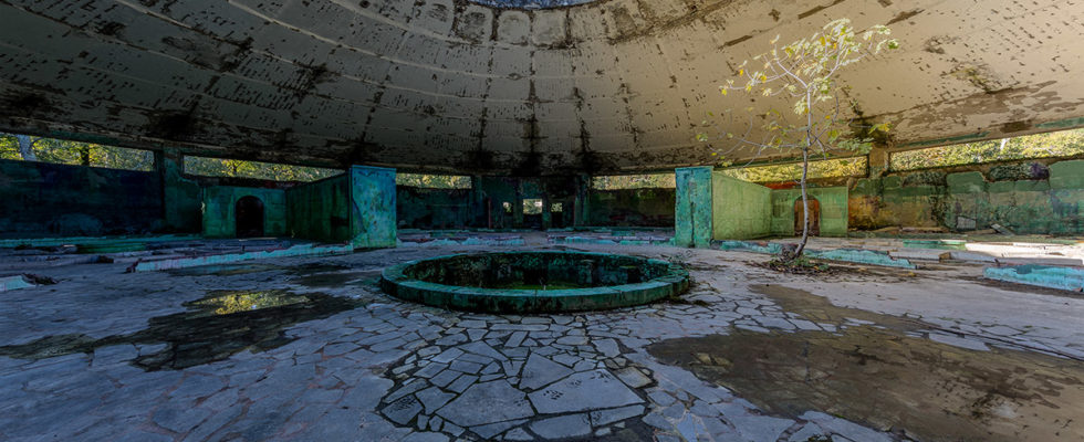 Bathhouse Numer 8 in Georgien