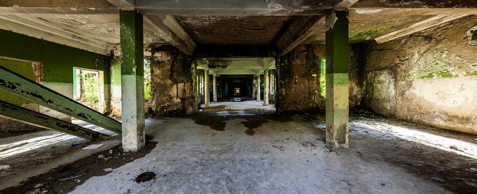 Bathhouse Numer 5 in Georgien